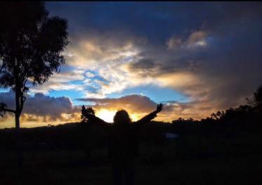 winter solstice sunrise zani place